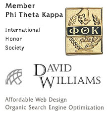 David Williams - Phi Theta Kappa Member