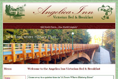 Angelica Inn Victorian Bed & Breakfast - Angelica NY 14709